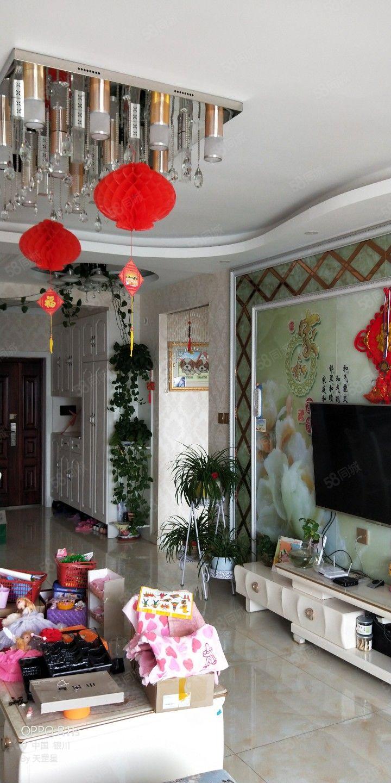 火车站金凤新华联精装两居带家具家电看房有钥匙急售急售