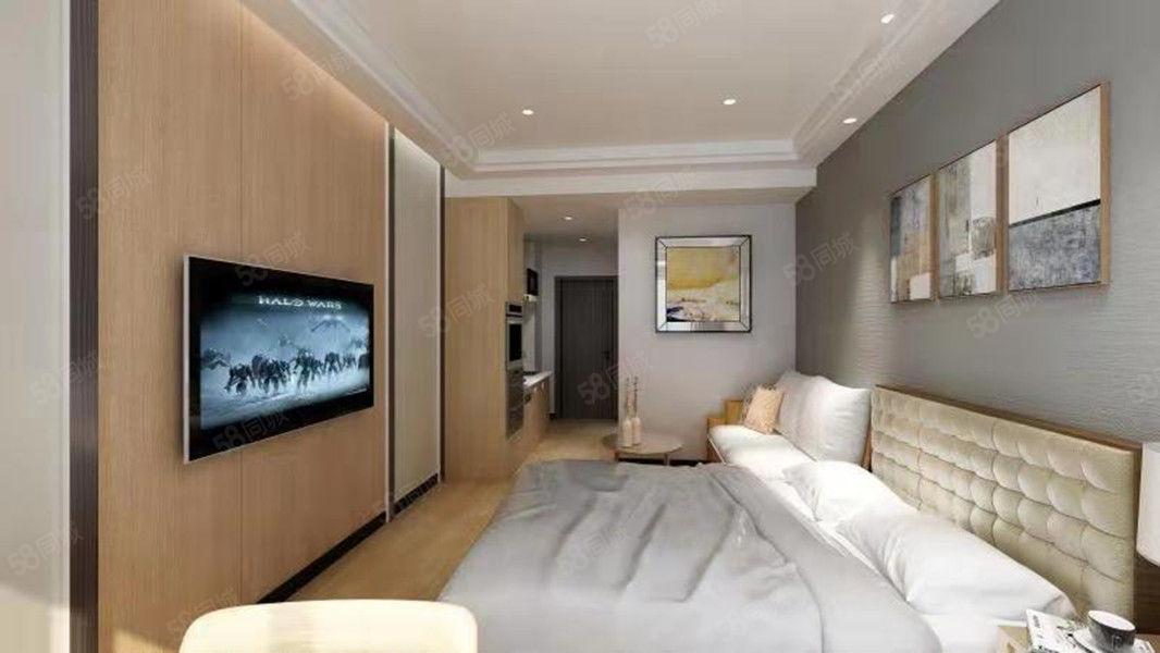 郫县一里阳光精装现房公寓单价7300起可按揭