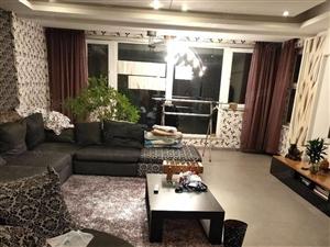 急售中奥,高档小区,豪华装修,198平5楼,带全部家具家电!