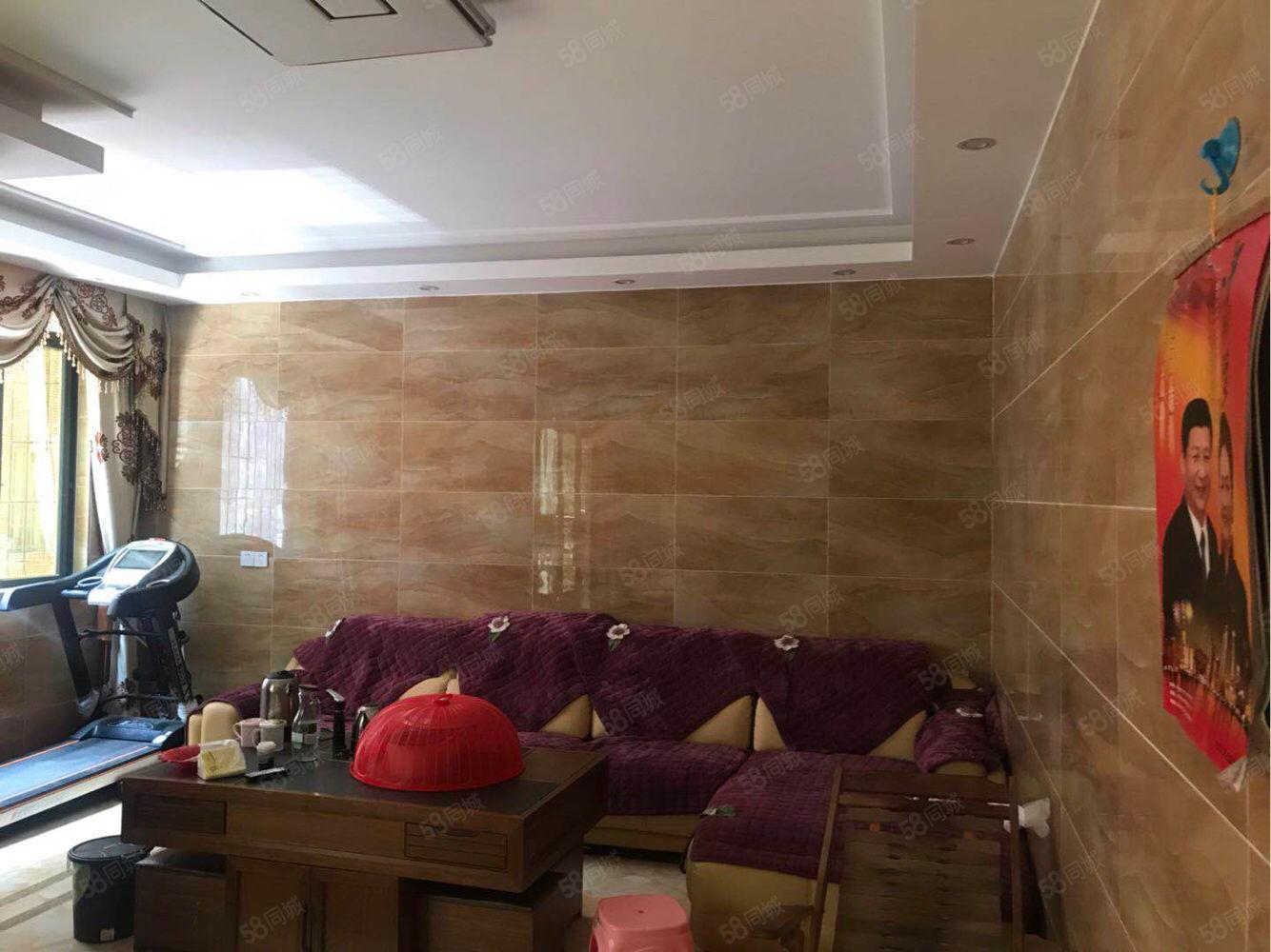 春节笋盘,陶园小区,56方地面4层半,豪装,仅128万