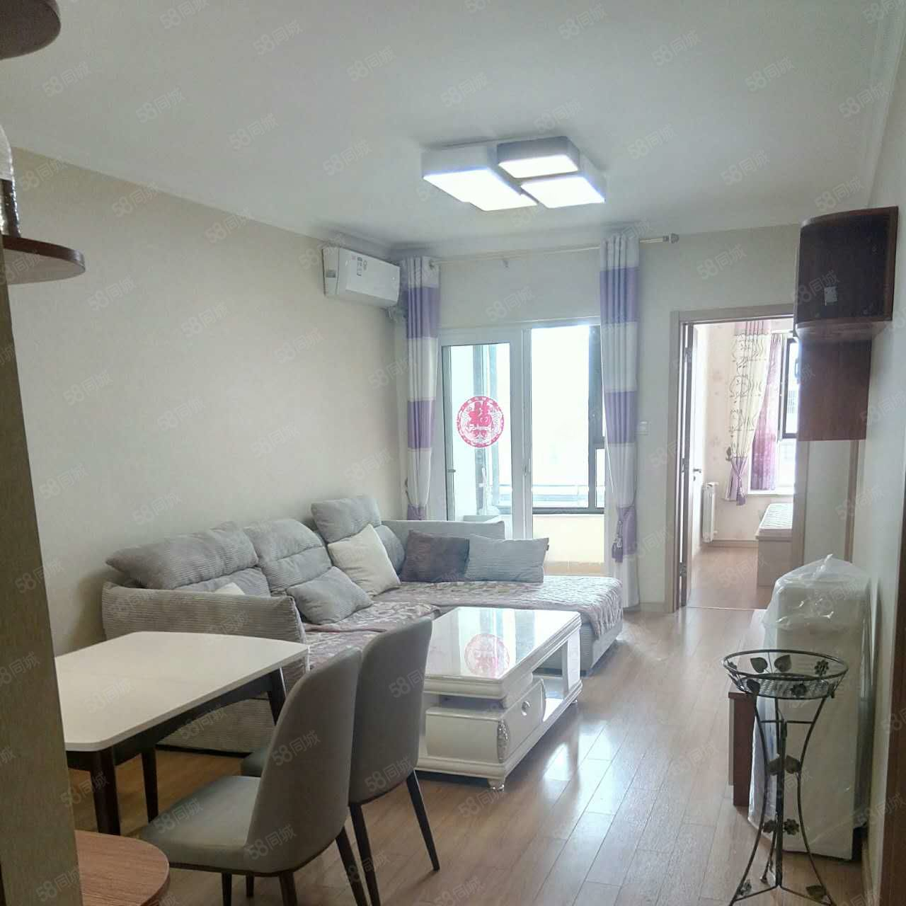 万科美景魅力之城精装三房全套样板间配置家具家电齐全拎包入住