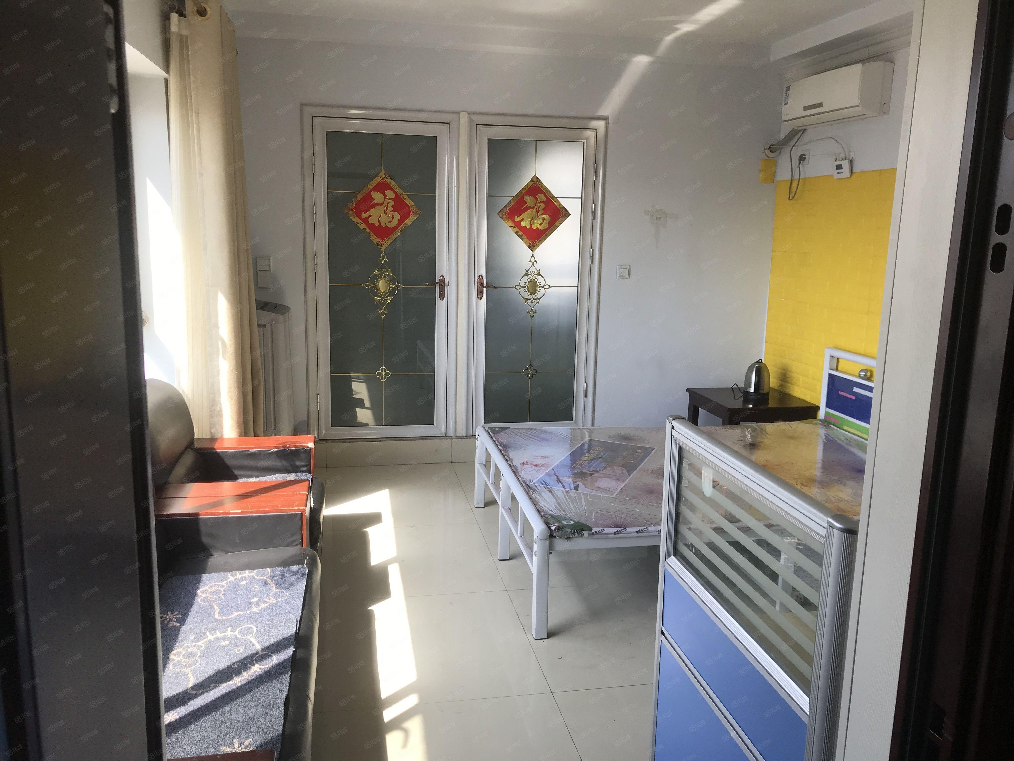 六路口花旋荟公寓,精装修,家电齐全,拎包入住,可长租,可短租