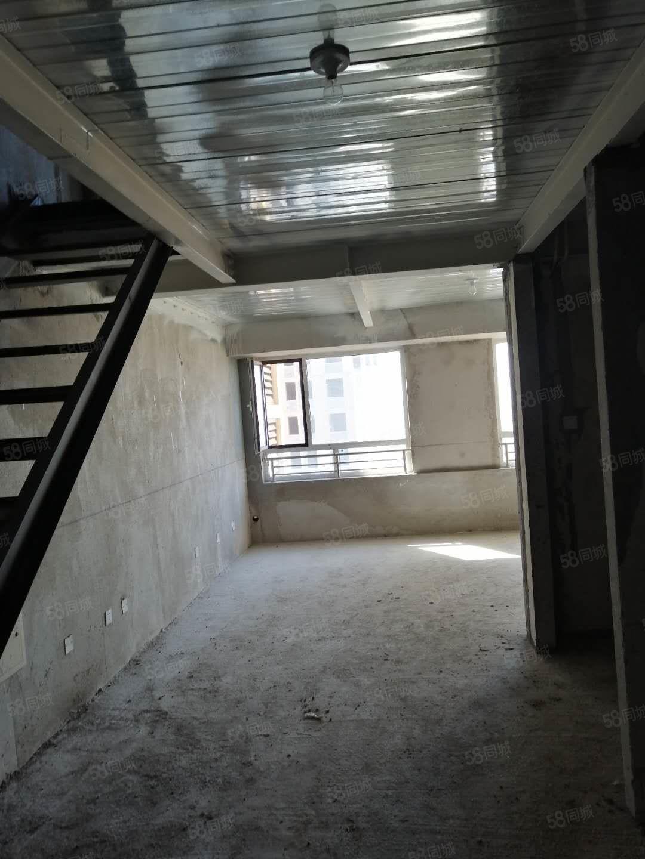 抢房了!千童商业广场售楼处一手合同132平上下两层
