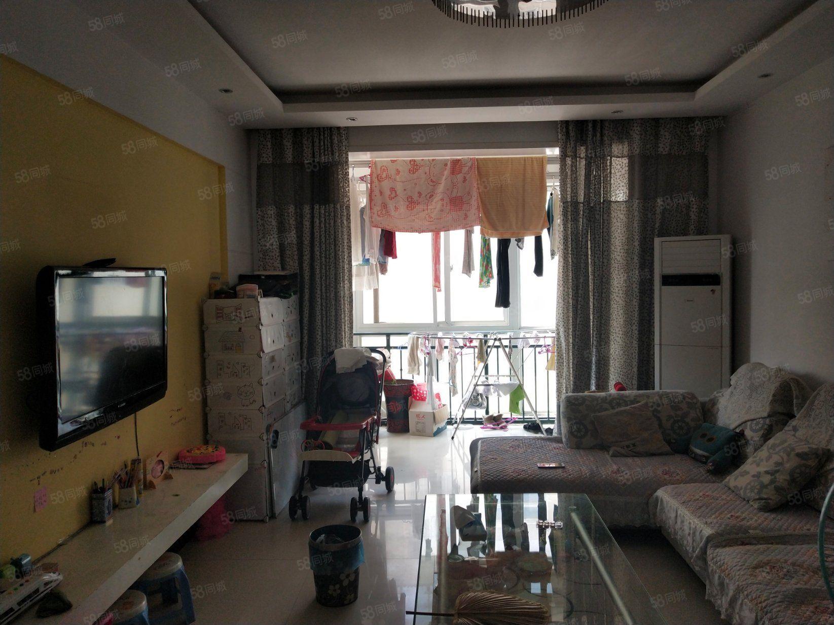 景秀北城精装2房拎包入住可分期送车位