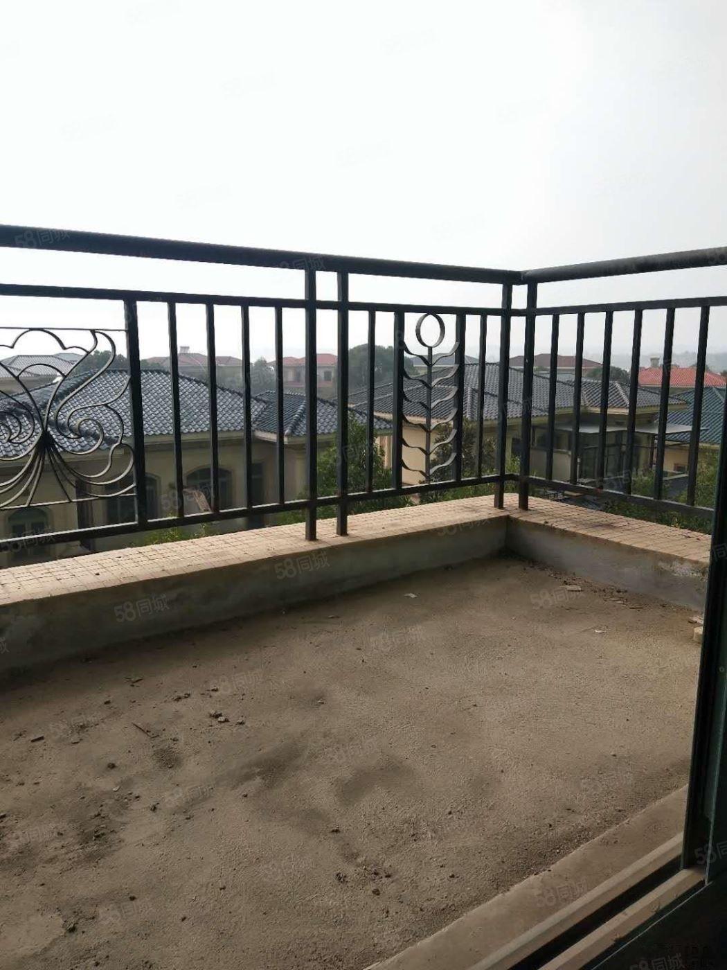 红莲湖恒大金碧天下3室1厅1卫双阳台小高层97平米毛坯出售