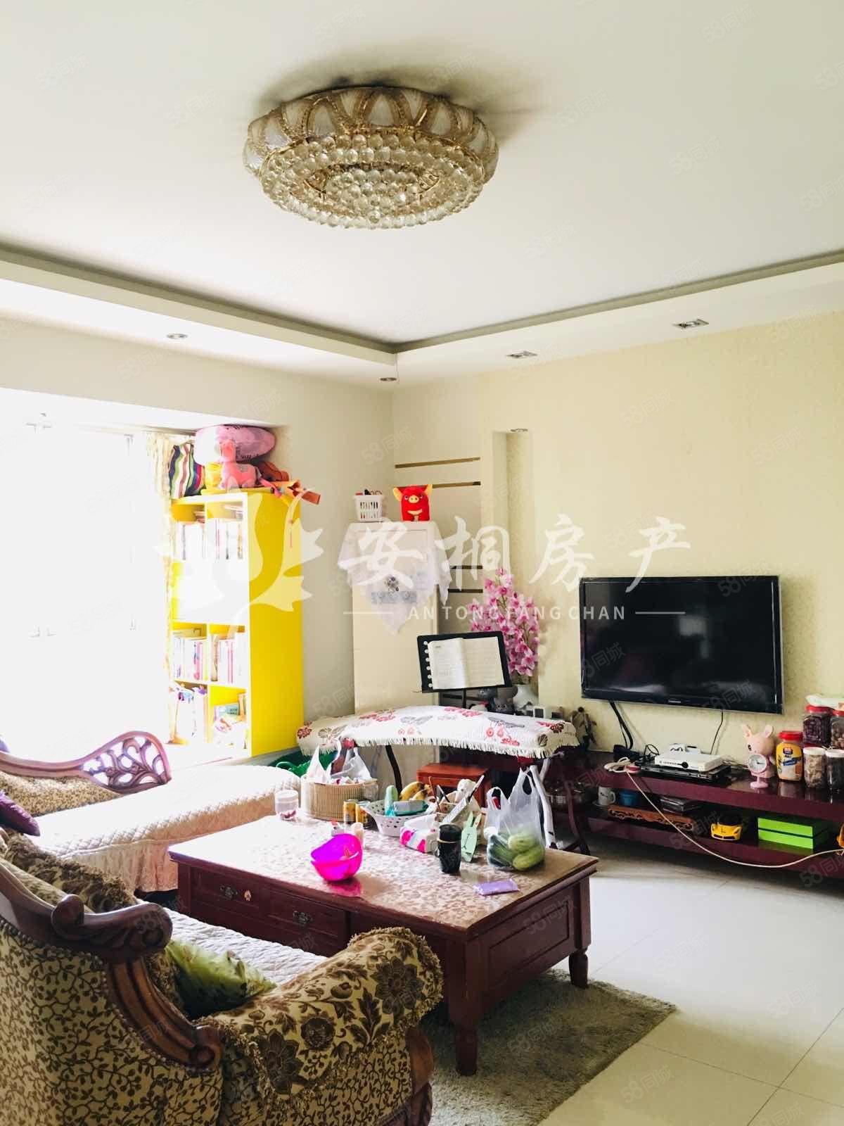 唐人街缇香府中间楼层套三,满五唯一低税,单价不到7千