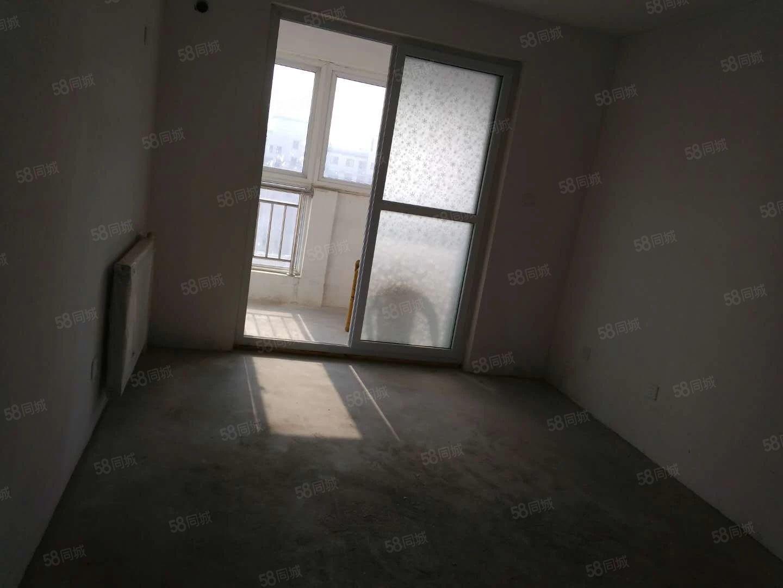 出售书香苑八楼两室两厅毛坯房86.09平