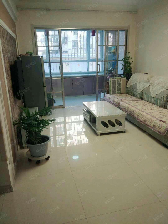 信合小区一楼二居室精装带部分家电可贷款