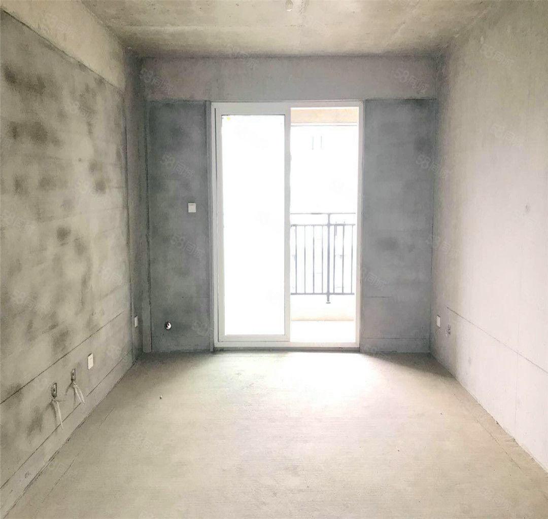 城西3室,金泰濱江花城,低密度花園,南北通透,單價5900