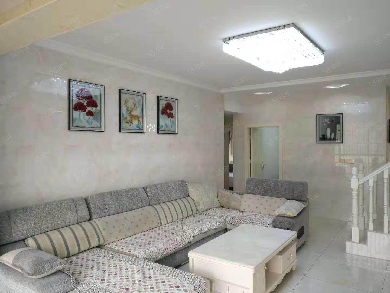泸县金月湾140平方4室2厅2卫精装好房急售!