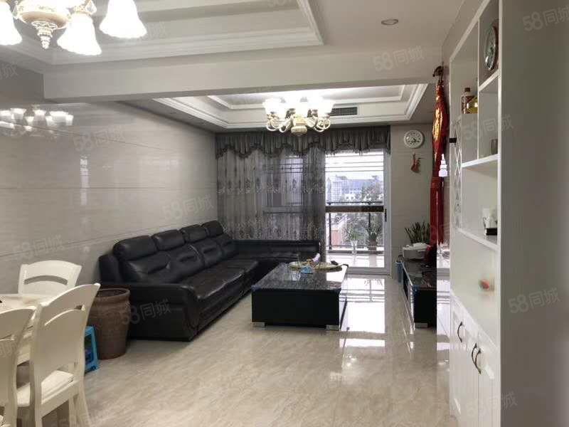 天和国际公馆小3房出售豪华装修拎包入住使用面积95平米