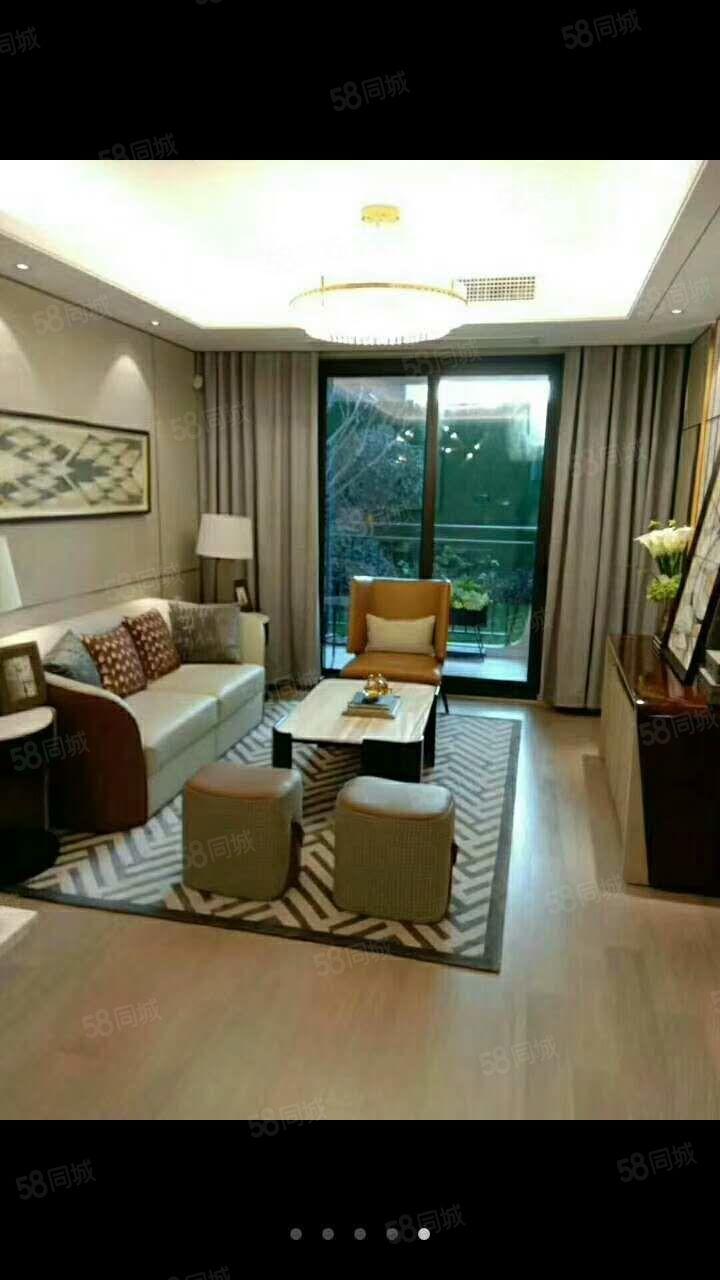 鲁家峙银亿璞园2室2厅1卫精装出售88万。