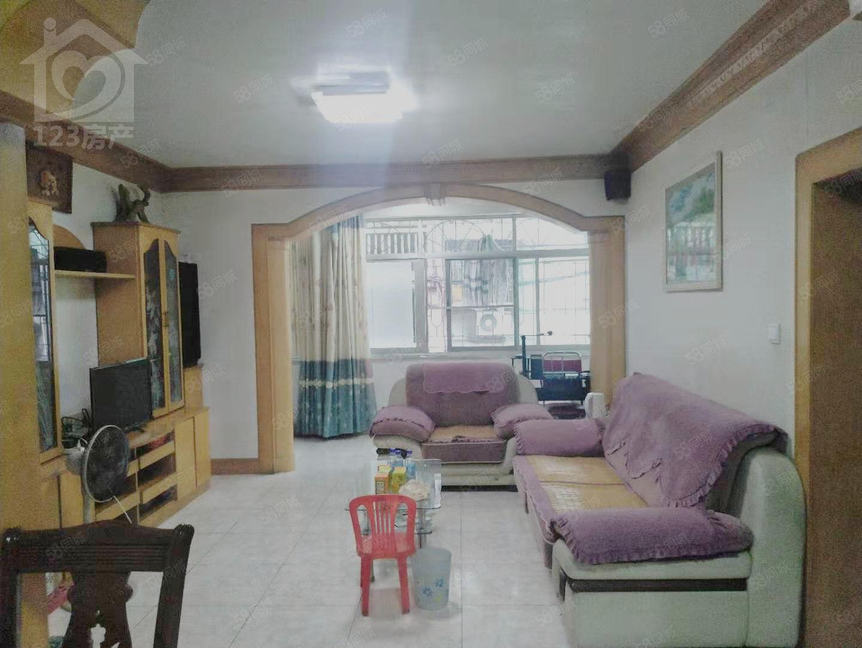 青山三村精裝兩房,全明南北通透,送全套家具家電,可改三房