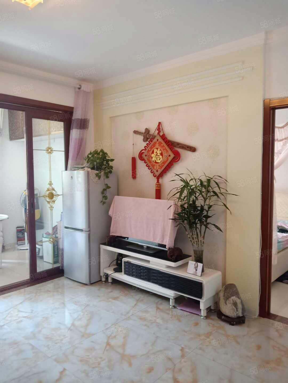 泰豪名城精装房拎包入住全套家具集暖干净整洁