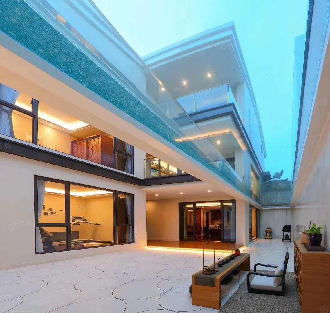 海棠灣(國壽嘉園)近海獨棟精裝別墅,大花園庭院帶泳池內置電梯