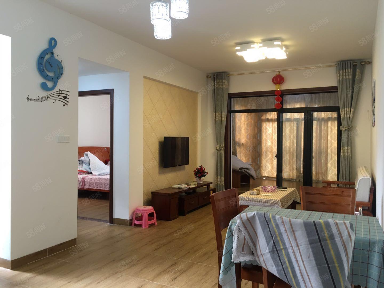 兆南山水汇园小两房出租半年起租2100元/月全新家具家电