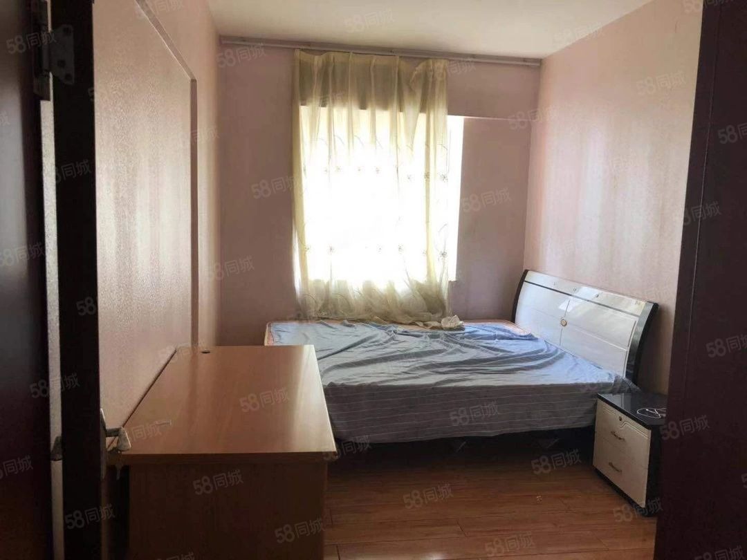 菜园街路口新兴社区一组综合楼南北朝向带家具三室豪华装修诚租
