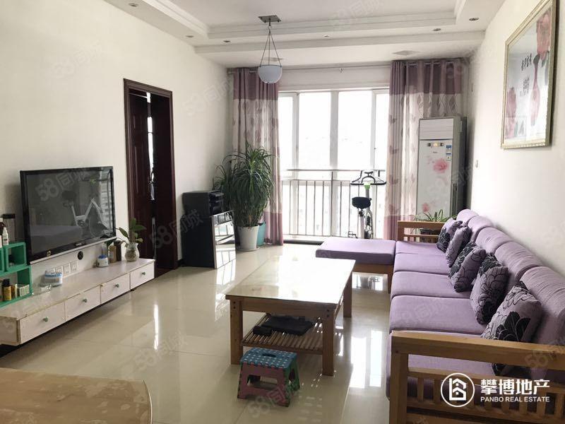 香江庭院精装三室带家电家具才装修4年左右急售68万