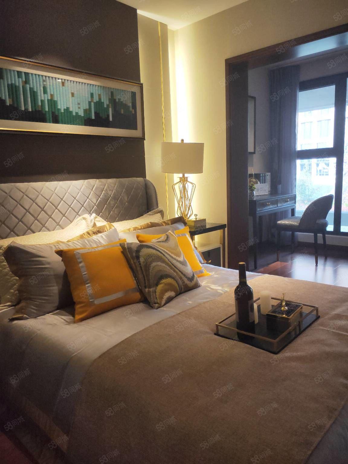 大学南路地铁口复式公寓买一套得两套均价7300不限购不限贷