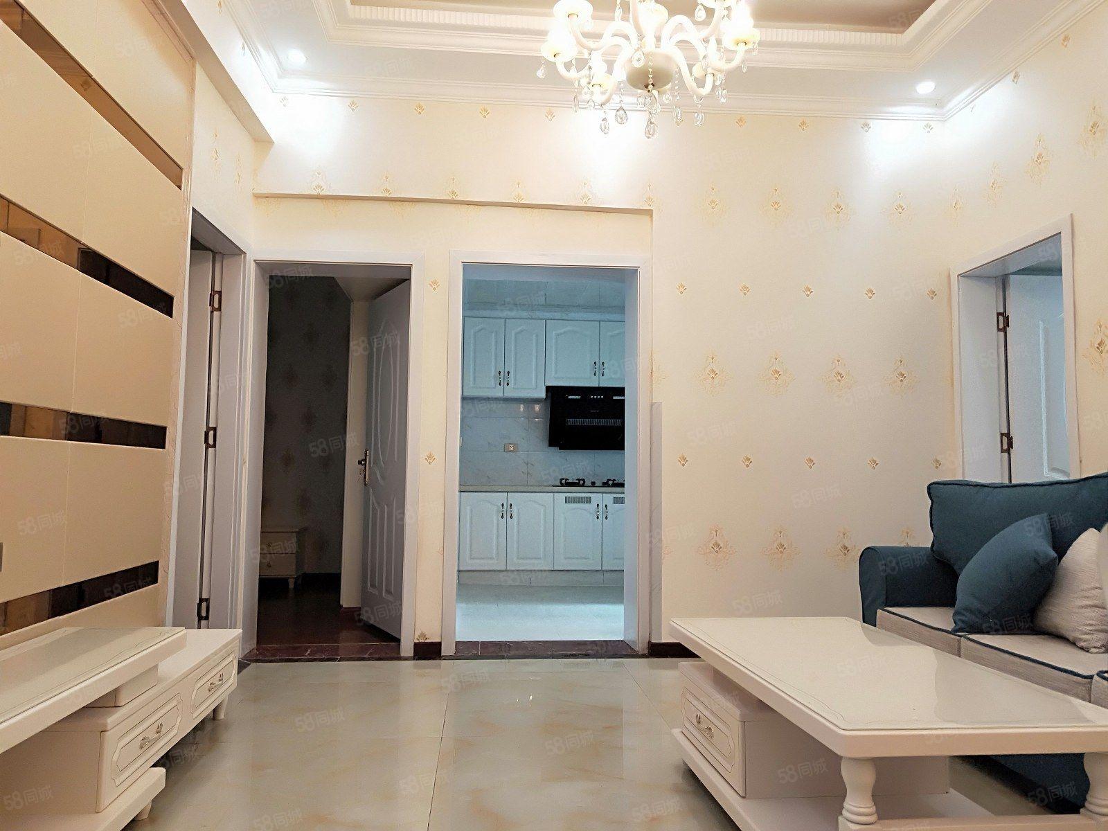 南门山街面房精装3室2厅楼层好套内88m性价比高
