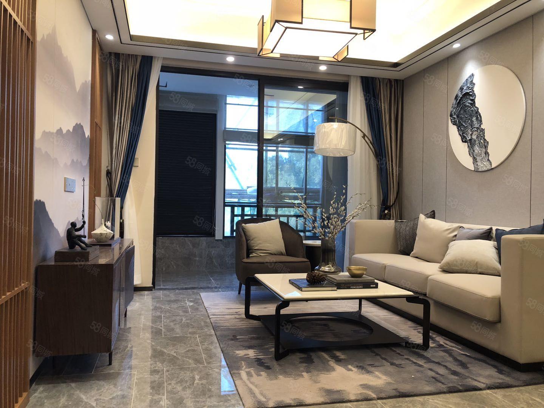 海棠湾长基听棠温泉入户精装高层小洋房宽敞客厅超大露台