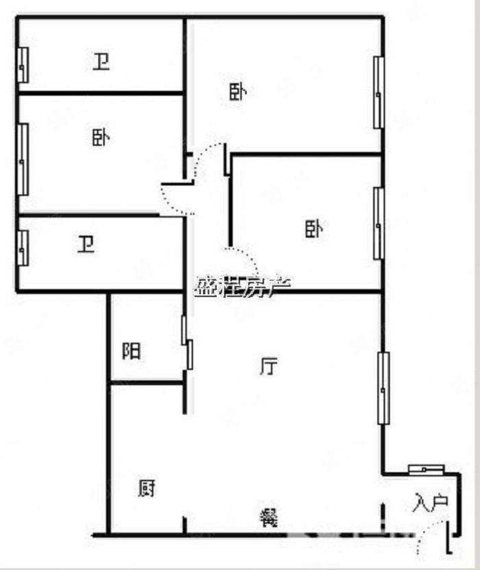 保利央企港式横厅超大客厅正面看江大气3房赠送大诚心出售