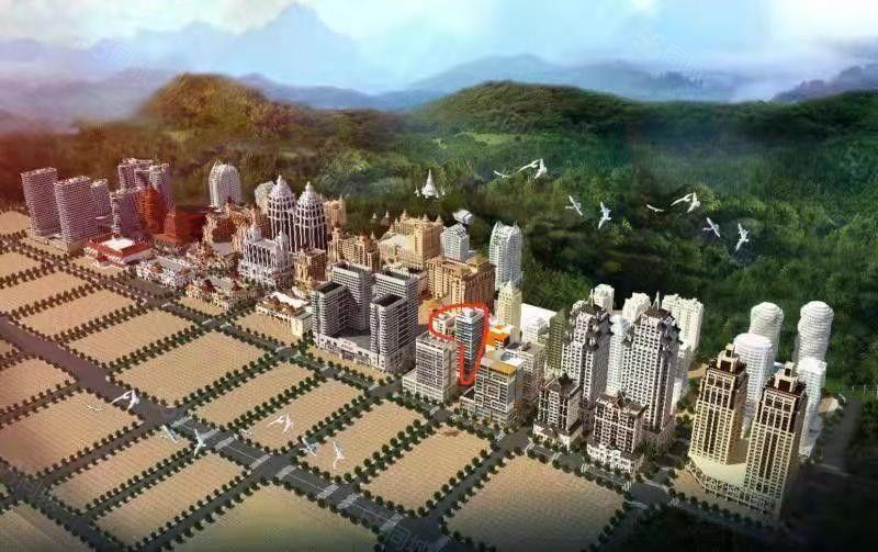 遇见版纳磨丁经济发展特区整层酒店公寓16万一套通高铁