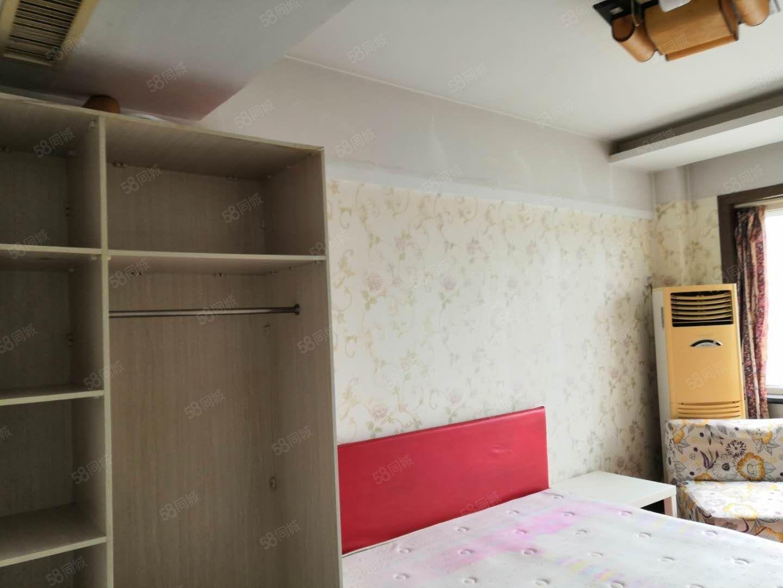 公寓月付800元富润家园1室3楼30平全装修家电全
