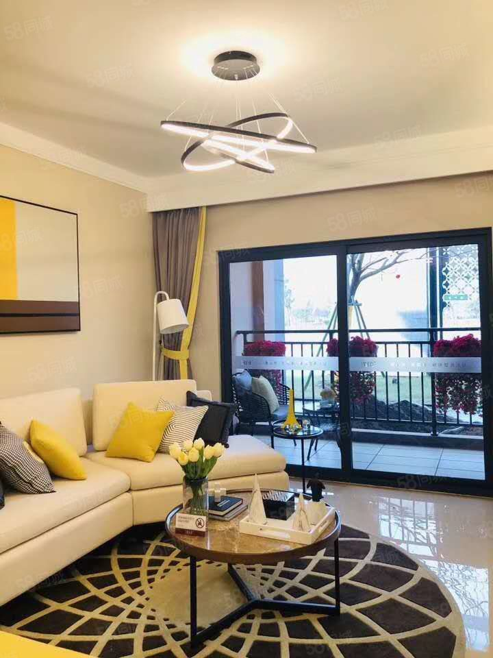 何以洋房,何以看著��基高层品质三房首付20万起一梯两户环境优美