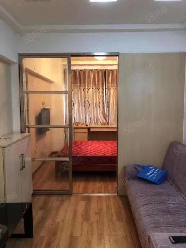 泰星城市星座,一室一厅,精装全配,拎包入住,1200