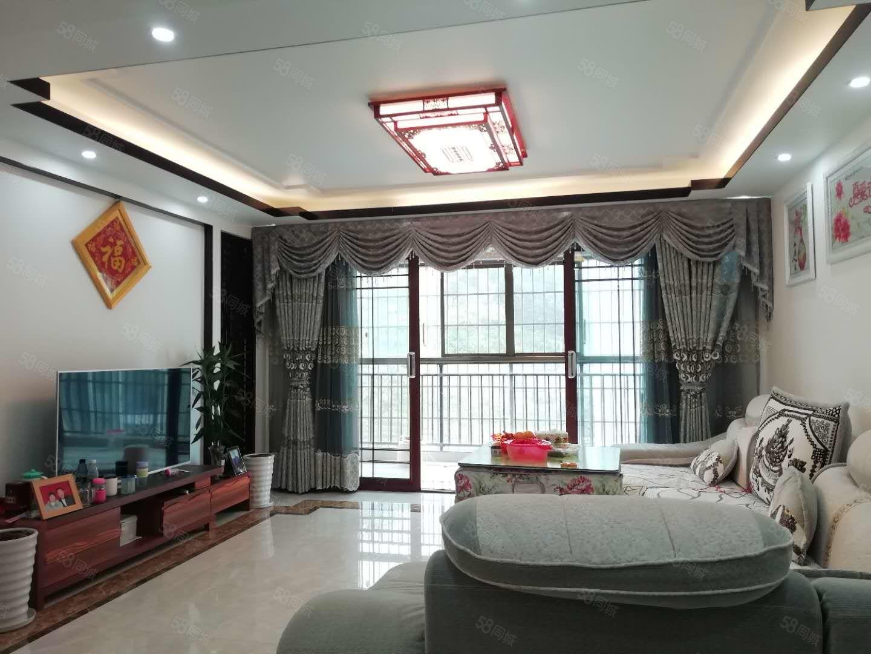 川垌书香苑精装修4室2厅2卫拎包入住装修才一年多非常新