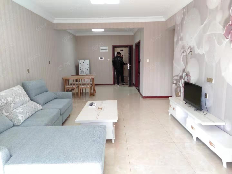 华南城旁园林社区精装三房家电全齐业主自己住首次出租