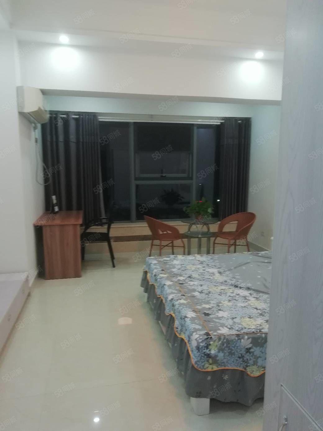 润达国际公寓一室一厅出租