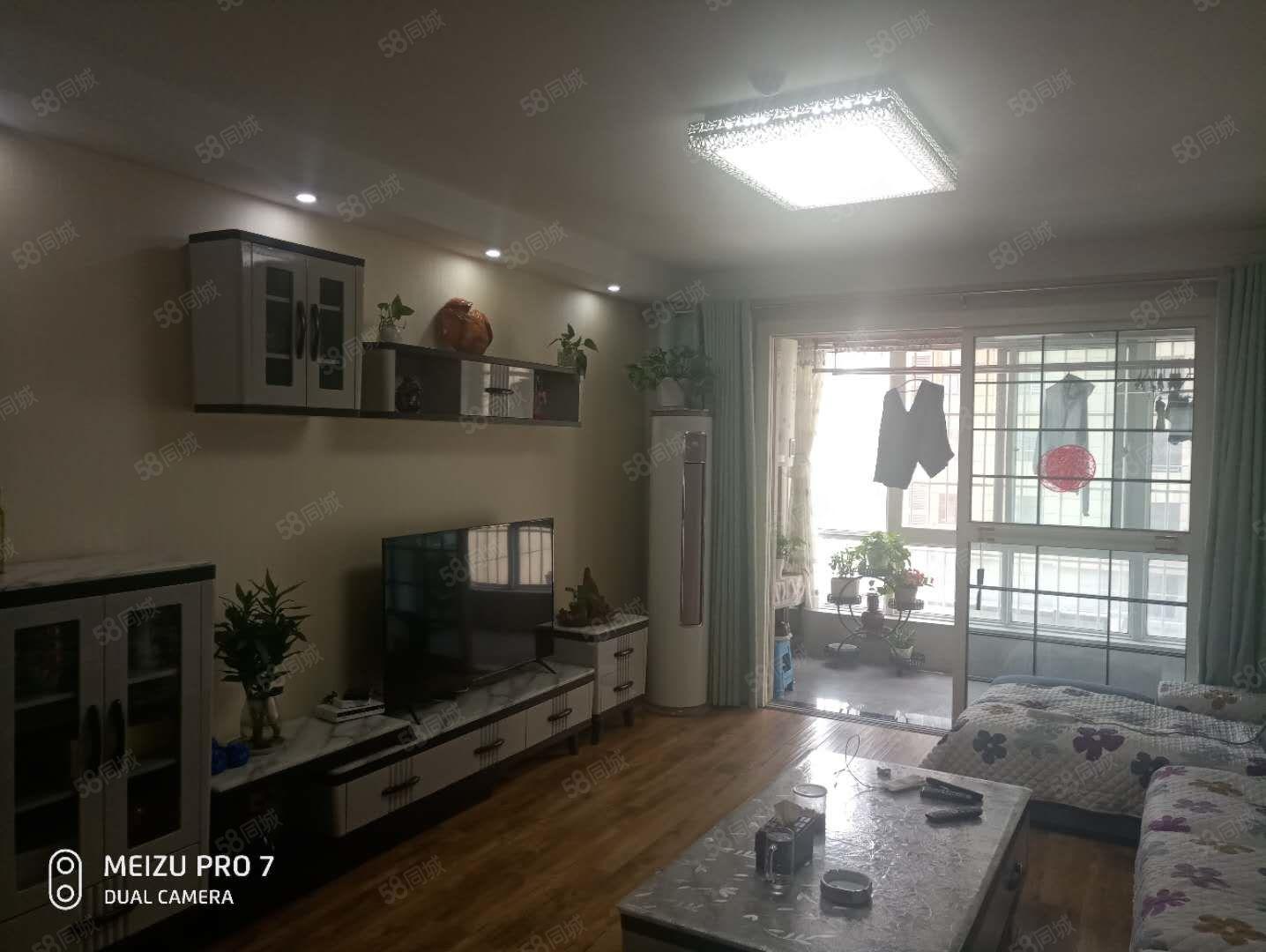 林溪灣精裝修三室兩廳兩衛117平方電梯五樓送家具家電105萬