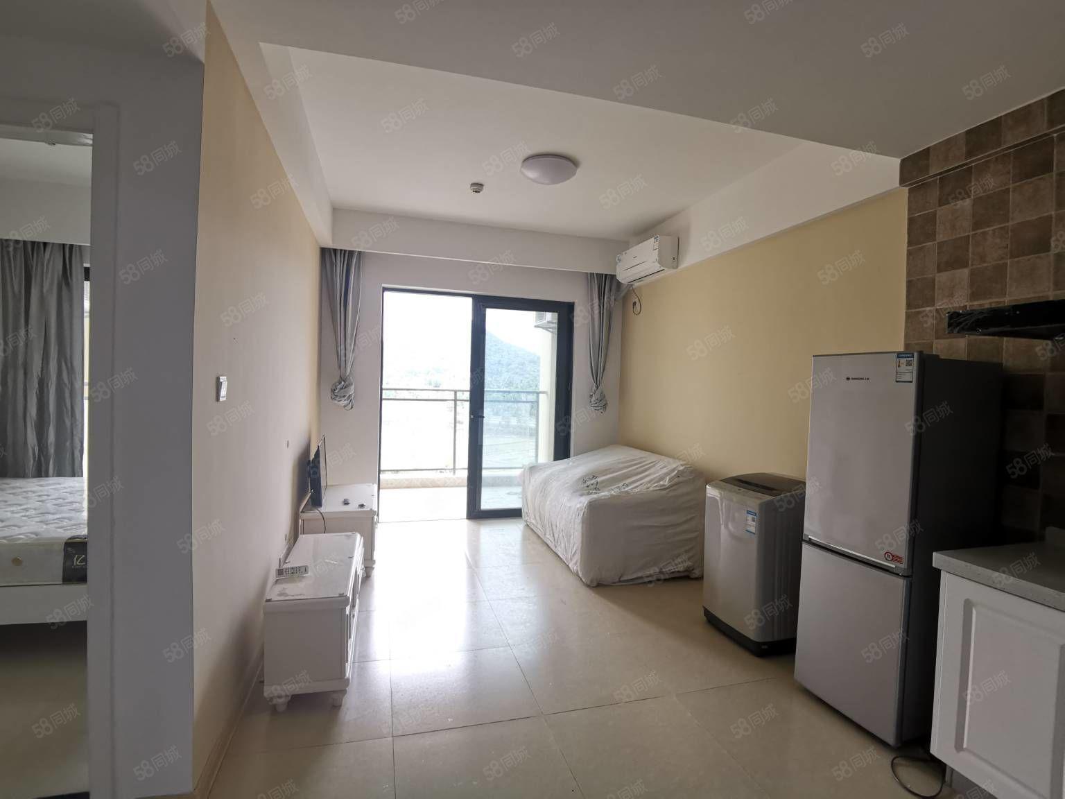 三亞灣旁中州國際酒店一房一廳低價急售