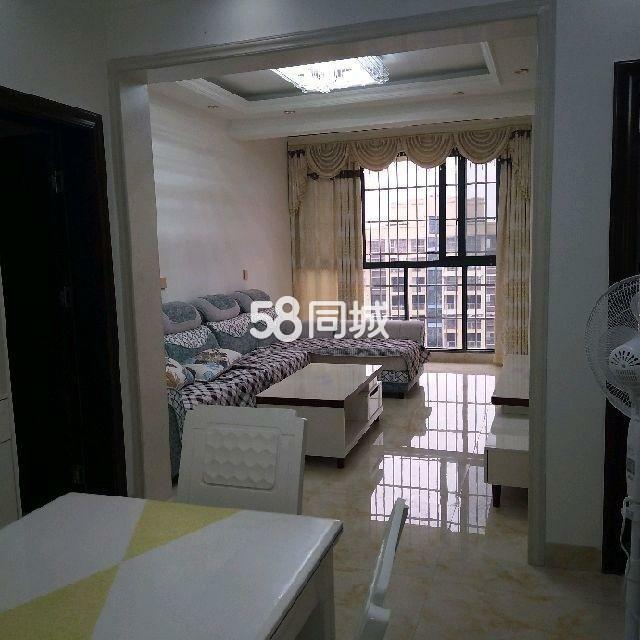 未来城精装修新色舒适拎包入住2室2厅1卫