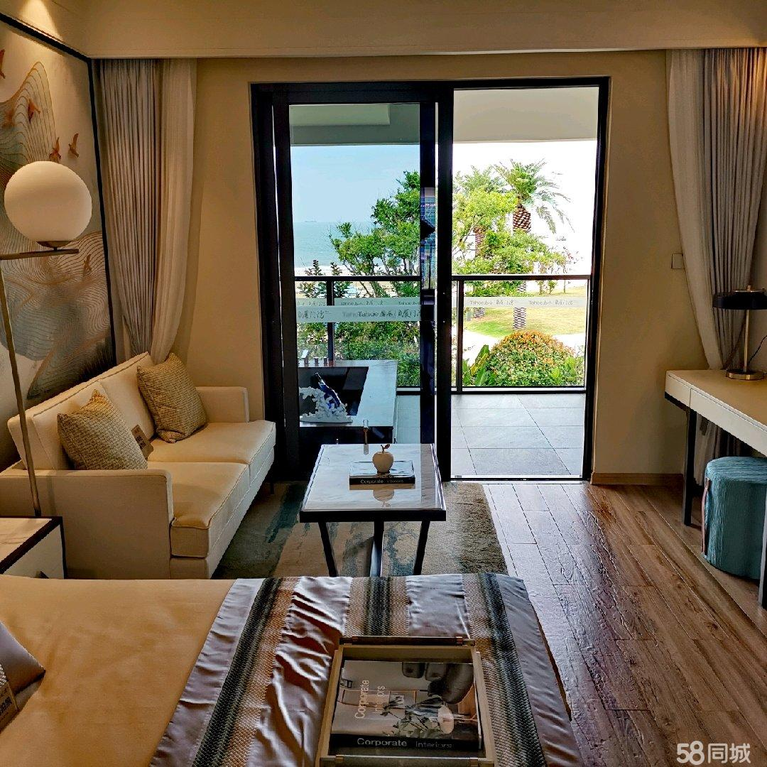 泰禾廈門灣一線海景公寓,商住兩用不限購!