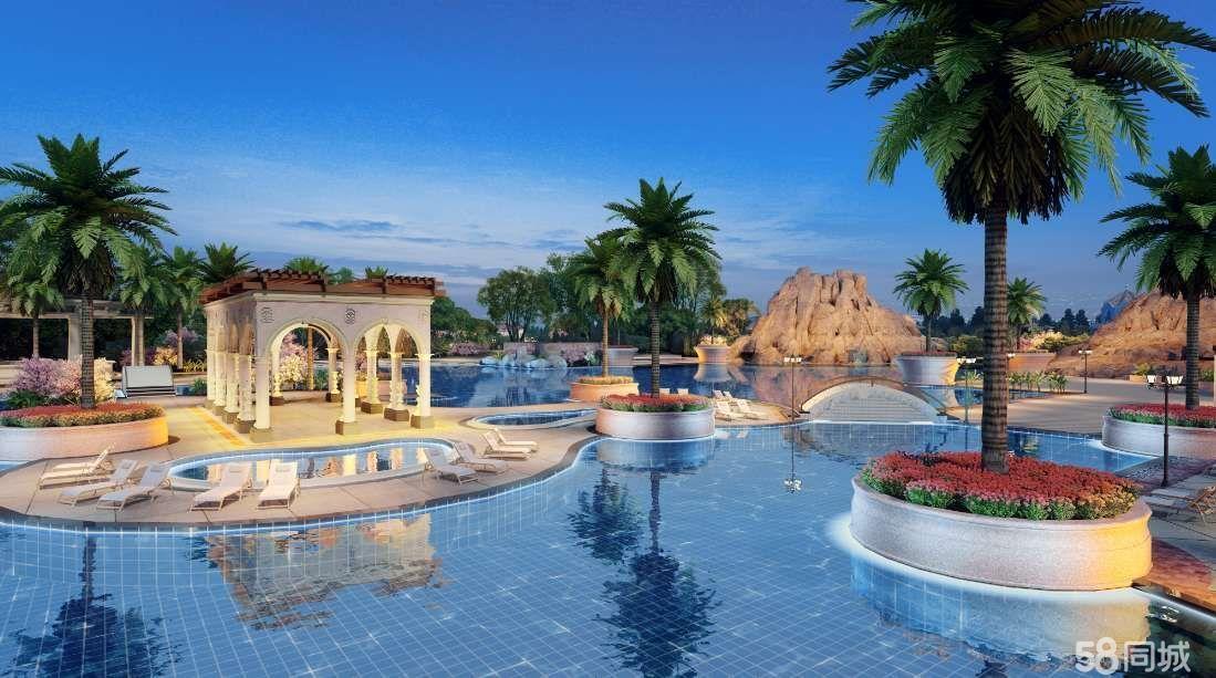 8首付8万起,入住半岛,低调的奢华与张扬深度的品质与追求,
