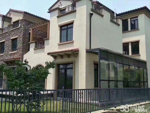 成都不限购首付40万买现房别墅两周下产权户户带花园