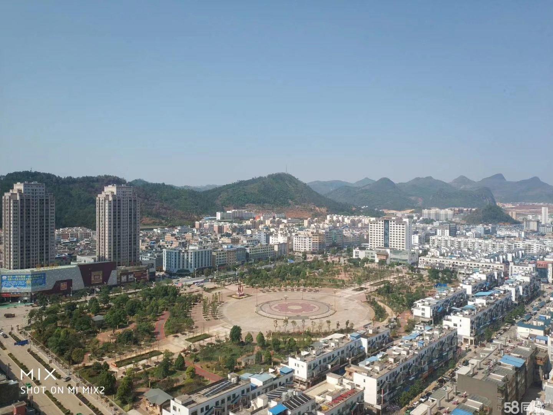 盛境誉峰一手房出售俯瞰整个新城区