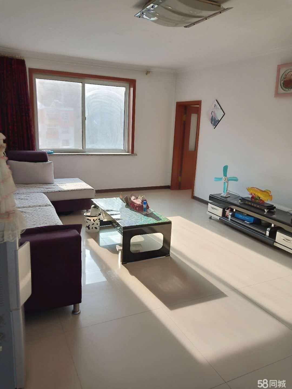 杨杖子开发区6楼103平精装地热,2室2厅,可做婚房