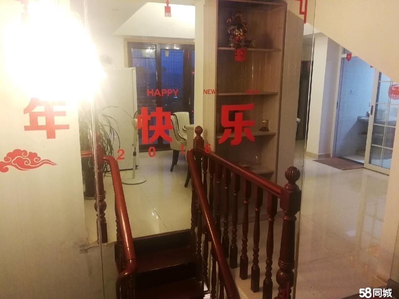 精装电梯复式房260平
