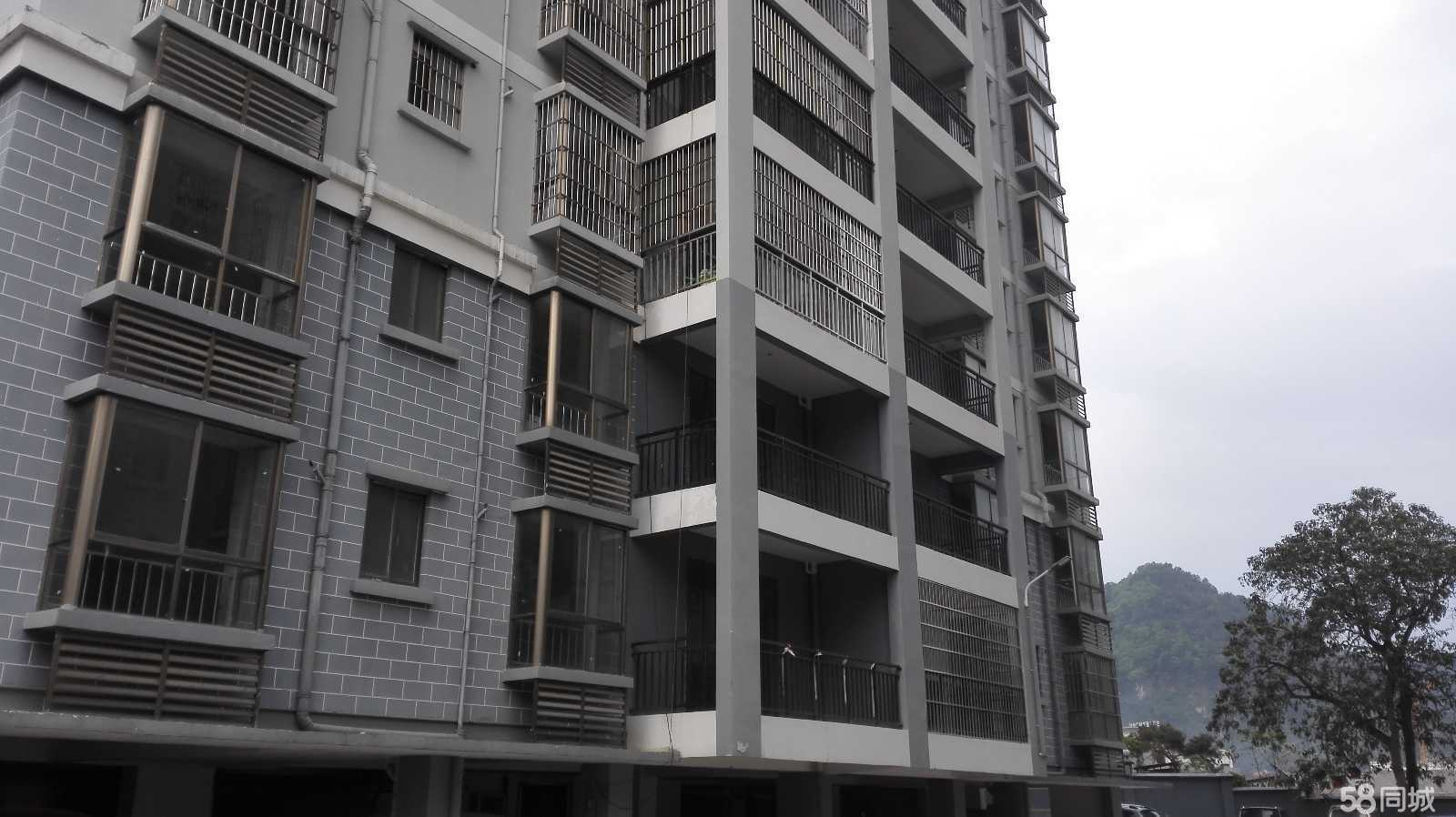 巴马东方红小区3室2厅2卫135.13平米