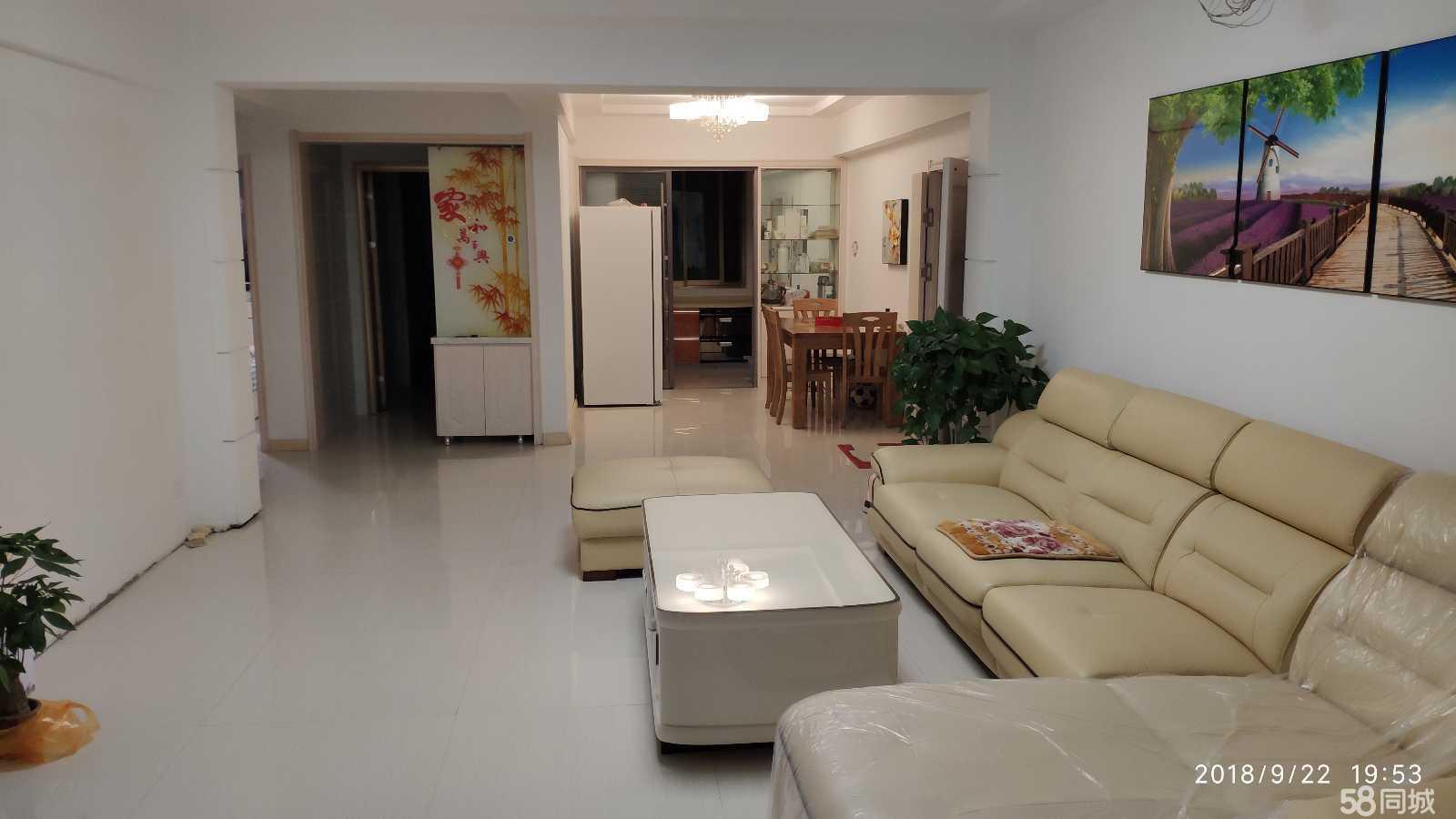 东�N名苑125平米,3室2厅1卫,6层4楼南北通透,可按揭可分期付款房产证满3年无税