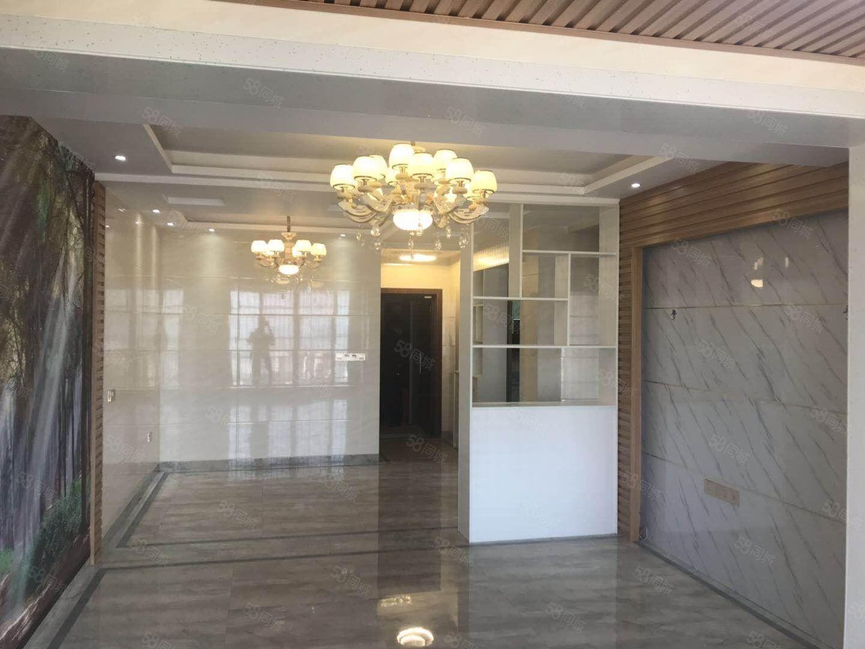 天立翡翠城电梯中层精装大三房豪华装修没住过人可按揭