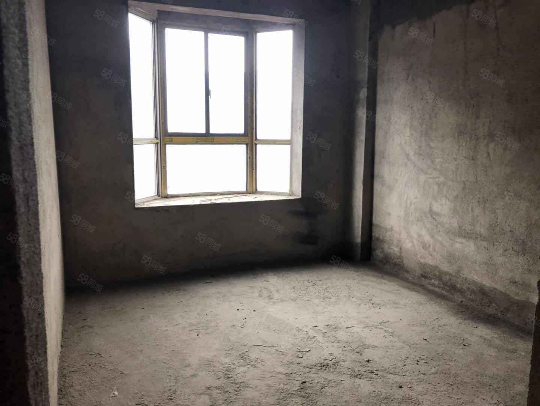栗锦花都,三房两厅两卫,双景观阳台,动静分区