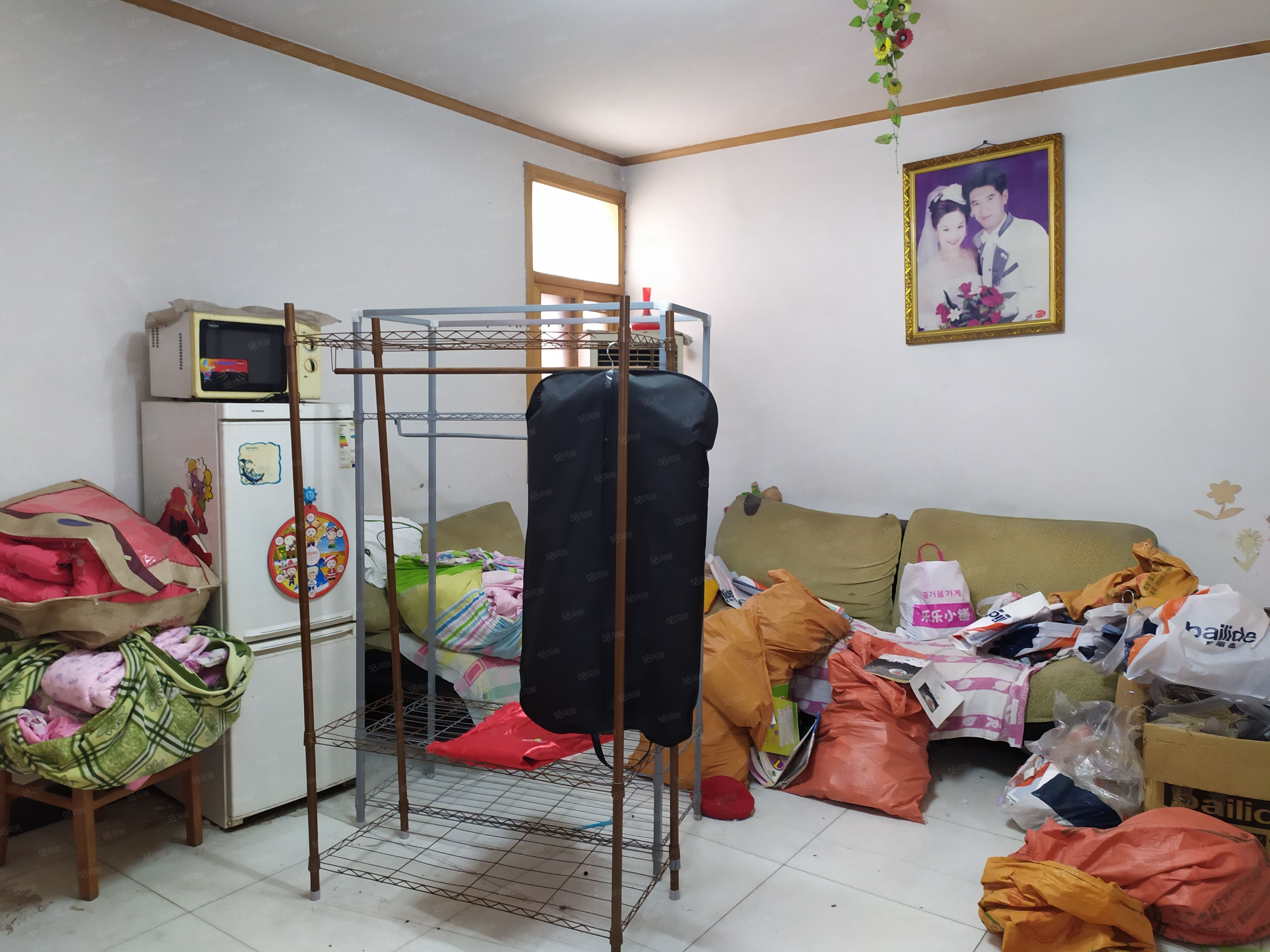 濱河小區99平小三室二樓出門就是沛初中56萬可議價