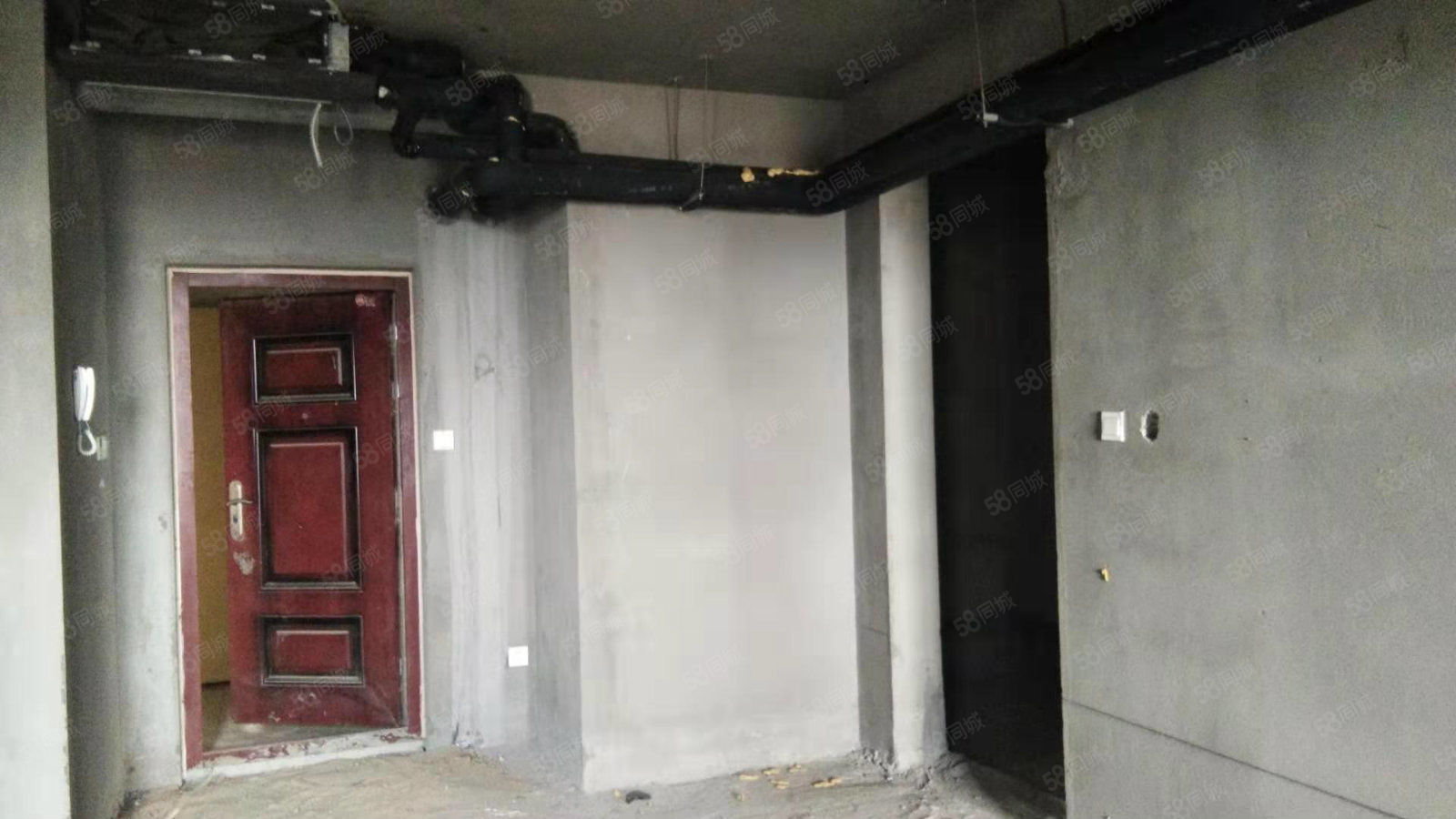龙都花园首付12万电梯房温馨两室一实小学区房