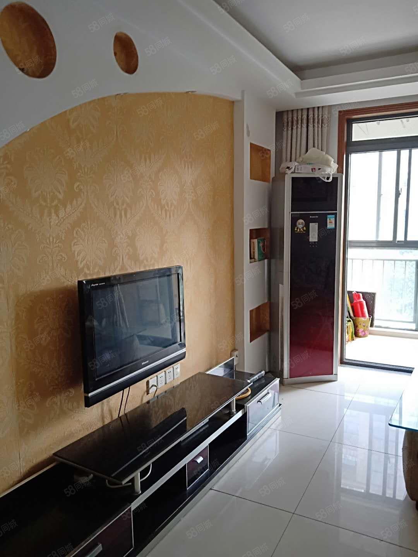 北门城市之光3室2厅精装空调热水器冰箱洗衣机彩电家具电梯房