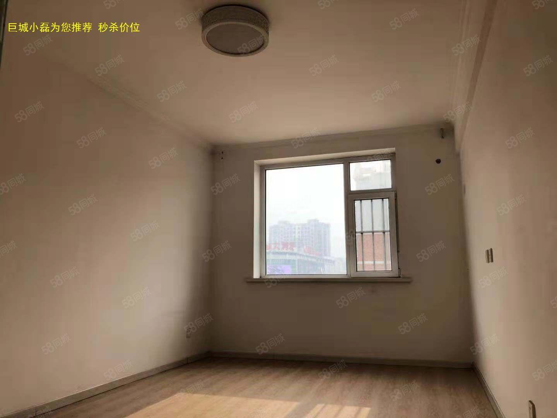 急售!书香家园B区贴砖新楼103平两室南北通透可贷